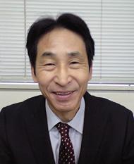 代表取締役 前島俊郎
